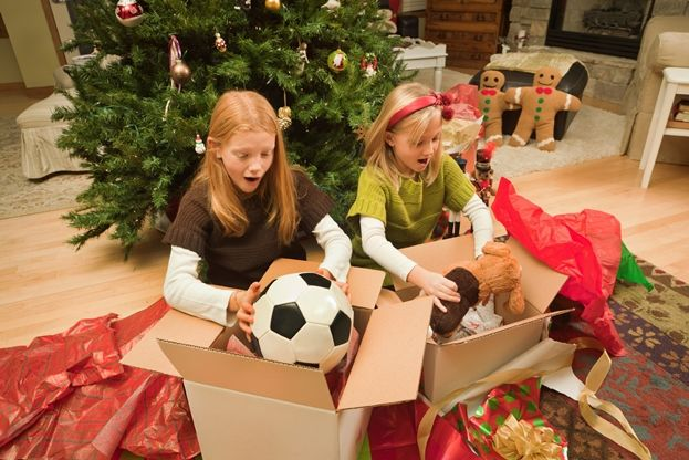 Article : 20 idées de cadeaux de Noël pour faire bouger les jeunes :