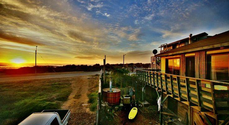 Sunset Hostal Pichilemu - Bed and Breakfast Europe