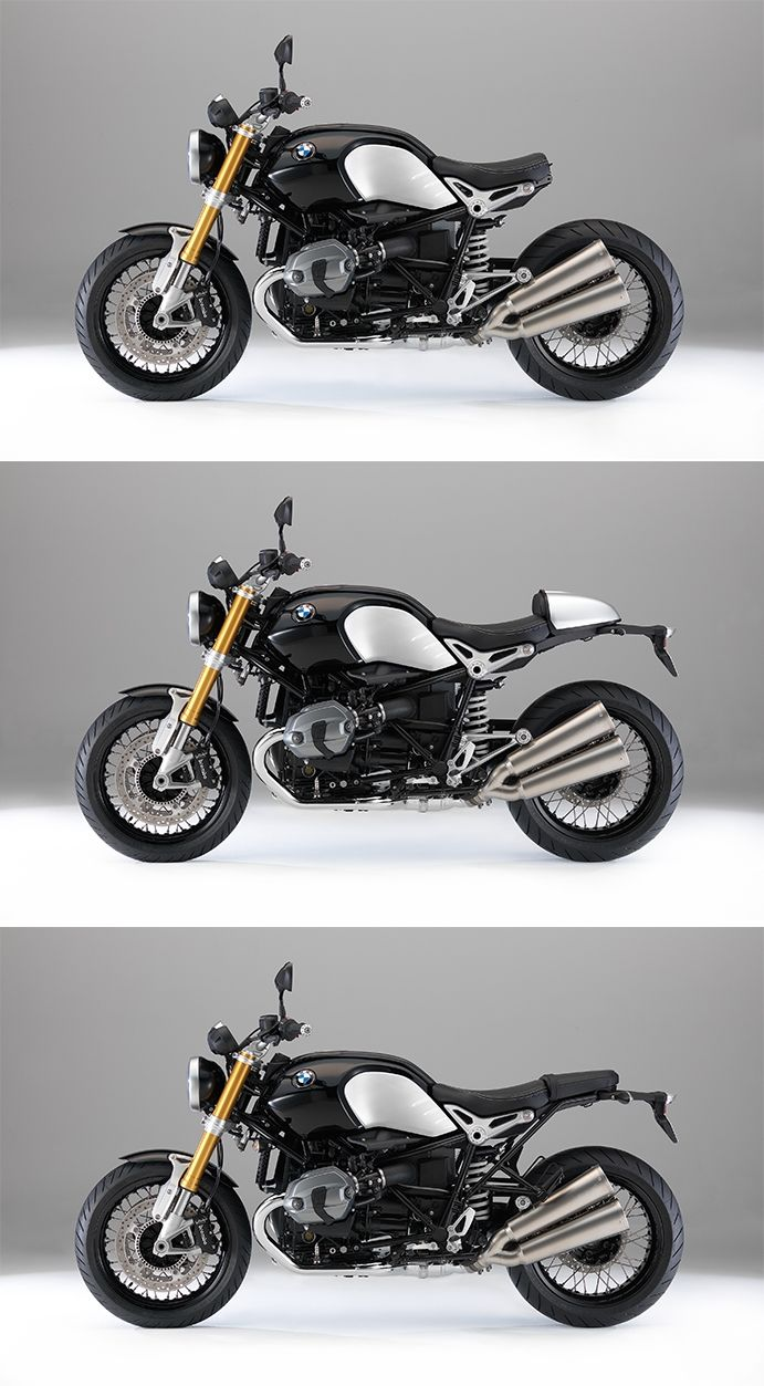 BMW Nine-T - trying so hard to NOT race out and put money down on one of these!
