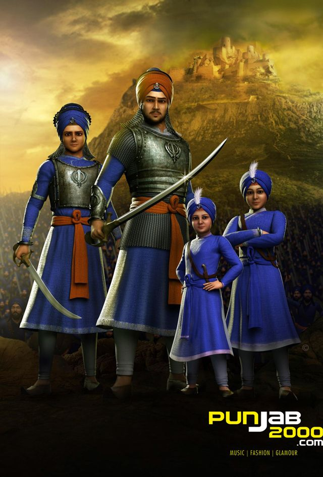 #Punjab2000 support the release of the movie #ChaarSahibzaade #XclusivePR