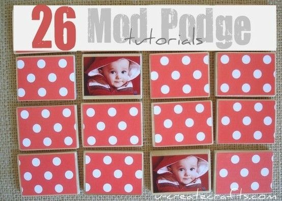 mod podge ideas by diane.smith