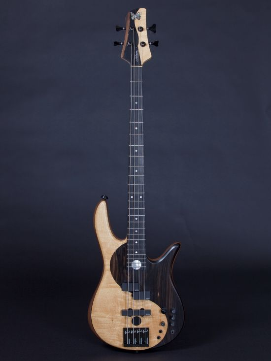 Victor Wooten Signature Yin Yang Fodera bass <3 only 6 are made each year.