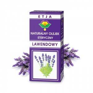 Eteryczny Olejek Lawendowy 10 ml ETJA