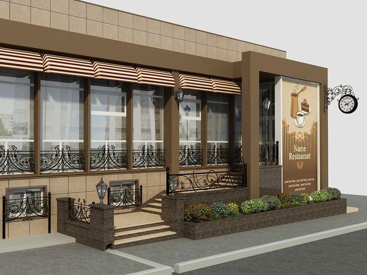 фасад ресторана - Поиск в Google