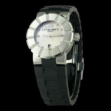 CHAUMET - Class One Medium, cresus montres de luxe d'occasion, http://www.cresus.fr/montres/montre-occasion-chaumet-class_one_medium,r2,p24452.html