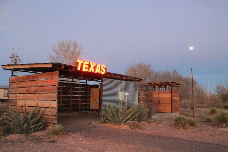 Republic of Rose El Cosmico Marfa Texas