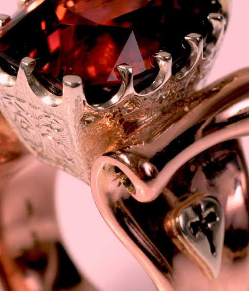 Love & Hatred Jewellery by Giovanni D'Ercole
