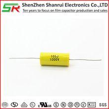 105J 1000V Axial Electrolytic Capacitor, Axial Electrolytic Capacitor ...