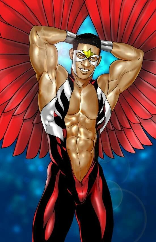 Gay Superhero Art 66