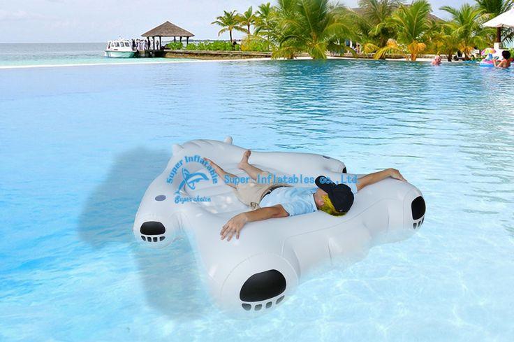 Giant Inflatable, Pool Floats, Dongguan, Polar Bears, Floats For Pool,  Lifebuoy, Polar Bear