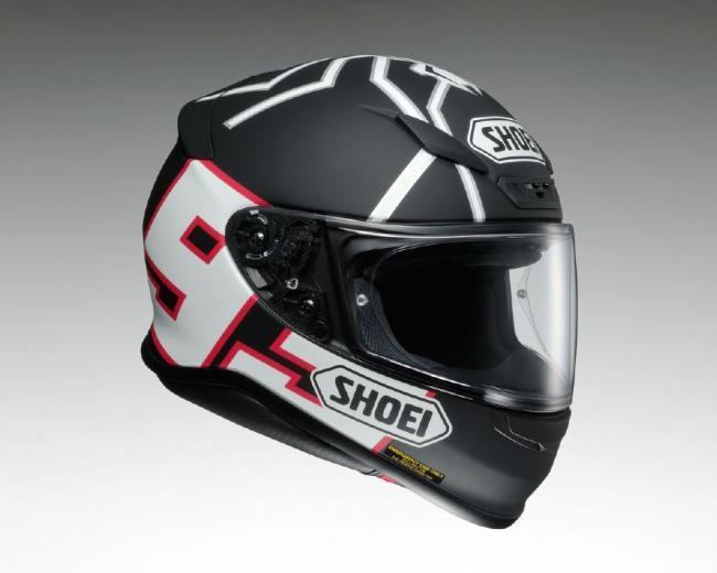 SHOEI Bikin 3 Desain Helm Edisi Marc Marquez - Vivaoto.com - Majalah Otomotif Online