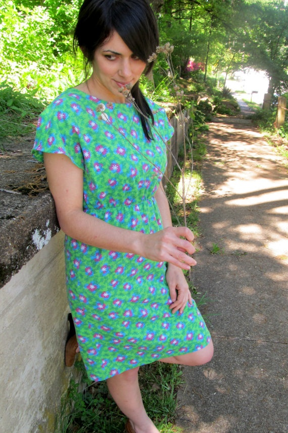 The lily pad boho dress by sweetcycle our products