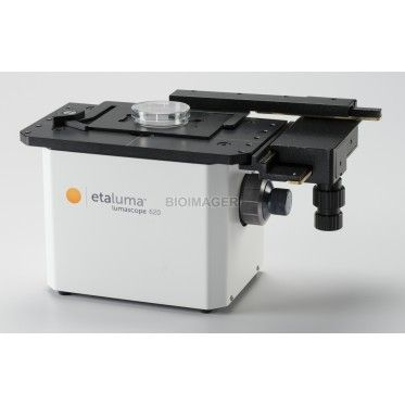 The LumaScope is a low price, compact, USB-based, inverted brightfield and epi-fluorescence microscope. The system fits on a shelf inside an incubator or inside a hood. It has a built-in digital camera and light source. This runs on a laptop or desktop using just one USB cable, captures fluorescence or brightfield images and has options of 1.25x, 2.5x, 4x, 10x, 20x, 40x, 50x, 60x and 100x objective lenses.