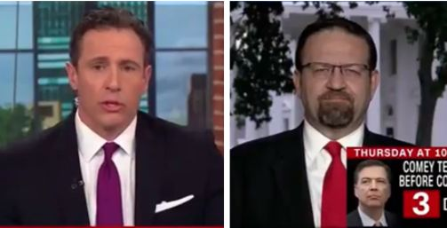CNN's Andrew Cuomo made the mistake of challenging Dr. Gorka on Trump's so-called 'Muslim ban'