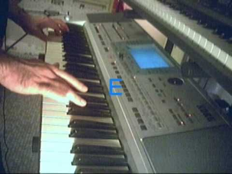 Chi Mai Ennio Morricone with a KORG PA50 - YouTube