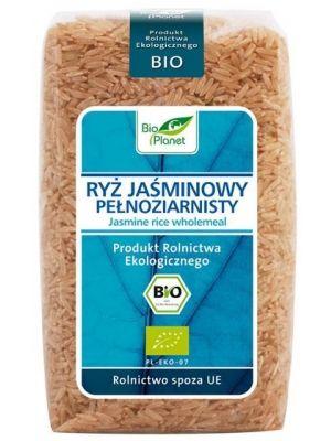 Ekologiczny ryż okrągły pełnoziarnisty charakteryzuje się specyficznym aromatem i zapachem. Dzięki, którym harmonijnie łączy się z wieloma potrawami. Zachowuje wszystkie cenne składniki znajdujące się w łusce, dzięki czemu jest wartościowszy niż ziarno obłuszczone. Polecany do potraw typu risotto, zapiekanek ryżowych oraz sałatek.