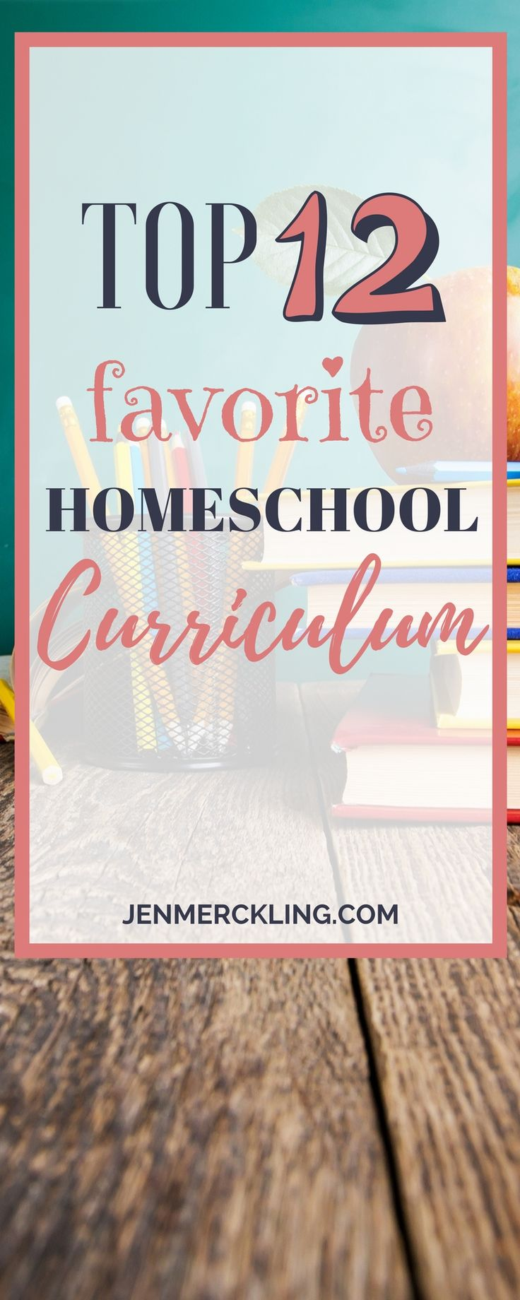 Homeschoolers have so many great curriculum choices--it can be  overwhelming! Discover 12