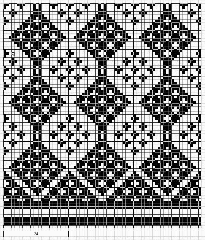 121 best knitting patterns images on Pinterest | Charts, Stricken ...