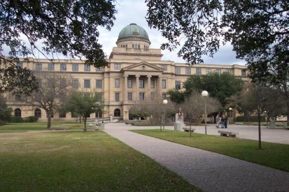 Texas A University!