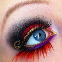 Maquillaje inspirado en Aladino. Tutorial.