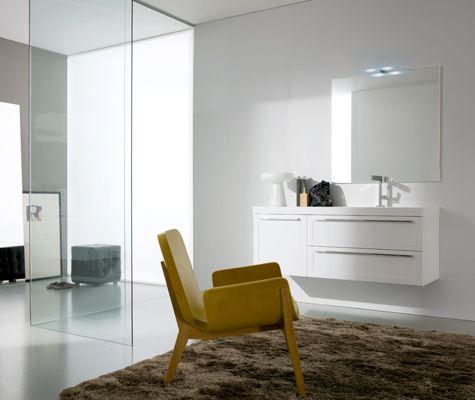 109 best I mobili bagno images on Pinterest | Bathroom furniture ...