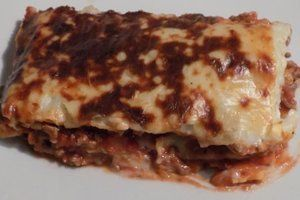 Lasagnes à la bolognaise dukan