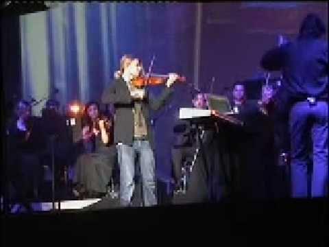 DAVID GARRETT -  Winter (Vivaldi) - live in Frankfurt