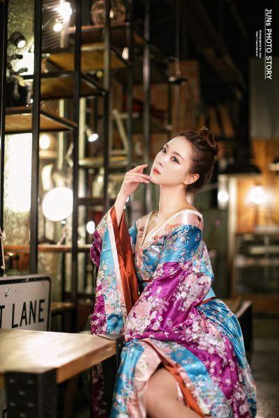 Korean Models {Semi-Hiatus Ju Da Ha