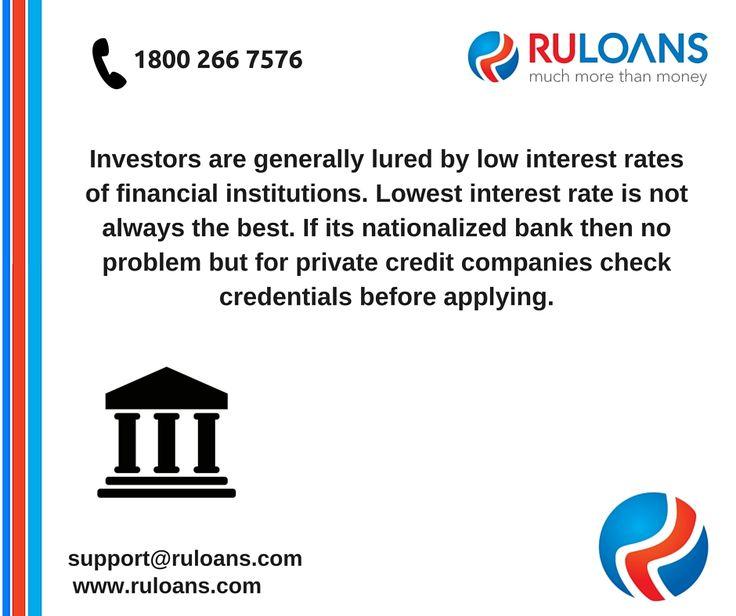 Loan tips and tricks - #Ruloans