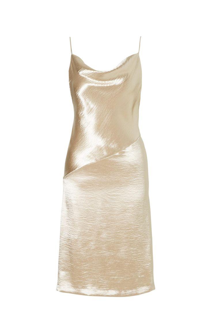 Zou jij een gouden jurk dragen? #goud #cocktaildress #jurk #partylook
