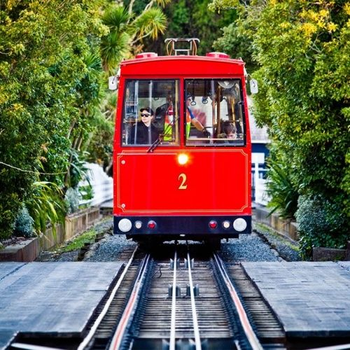 One of Wellington's most popular tourist attractions, the Wellington Cable Car runs from downtown Wellington to the picturesque suburb of…
