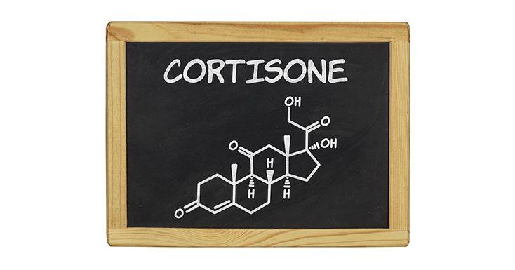 Typische Nebenwirkungen von Cortison
