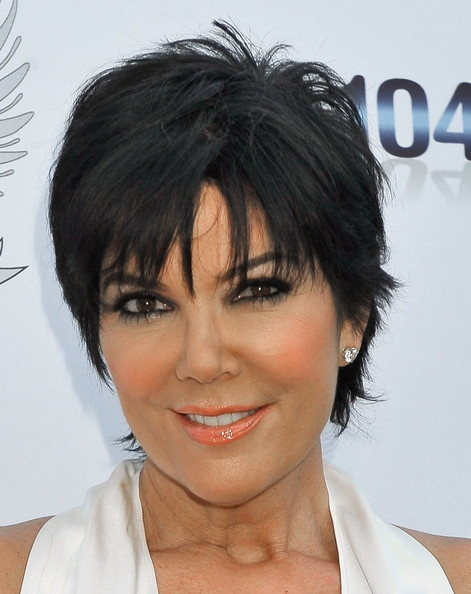 Kris Jenner Bob - Short Hairstyles Lookbook - StyleBistro