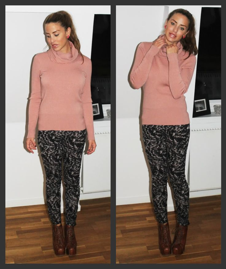 Pants worn by Sarah Louise