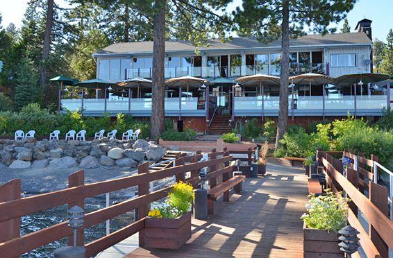 Gar Woods Grill & Pier - Lake Tahoe Guide