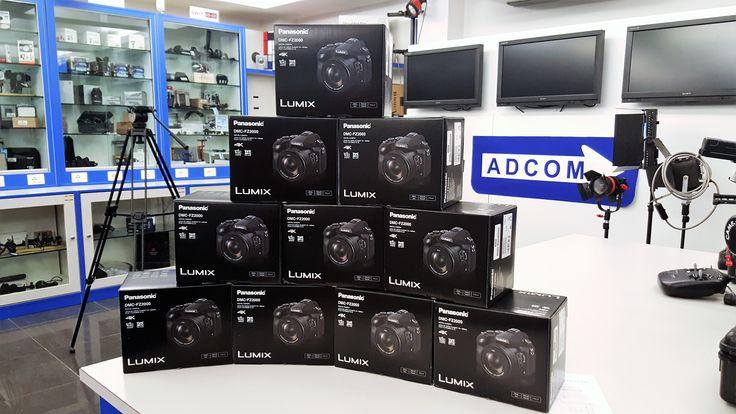 Abbiamo incominciato a consegnare la nuova Panasonic LUMIX DMC-FZ2000 - La migliore fotocamera ibrida per foto da 20,1 Mpixel e video in 4k - Eccezionali prestazioni video che soddisfano anche i professionisti, potente zoom e sensore da un pollice in una fotocamera progettata per spiriti creativi - VIENI A PROVARLA! - Info e caratteristiche: https://www.adcom.it/it/ripresa-registrazione/fotocamere-digitali/1-13-2-x-8-8-mm/panasonic-consumer-dmc-fz2000eg/p_n_14_314_2899_39892