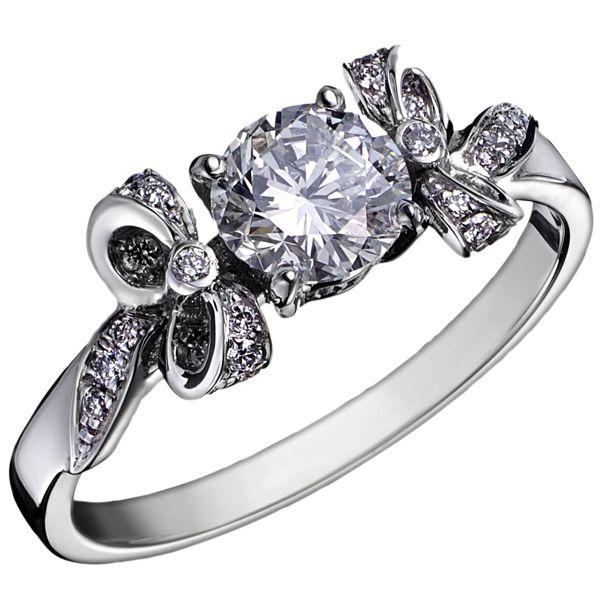 Top Les 25 meilleures idées de la catégorie Bagues en diamant en forme  JL24
