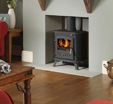 fire surrounds for a wood burning stove - Google Search