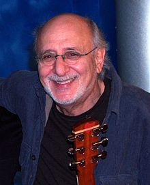 Because once wasn't enough! Peter Yarrow is back with more stories and more music and another book -- It's Raining, It's Pouring. Monday 11/4, 7:30pm
