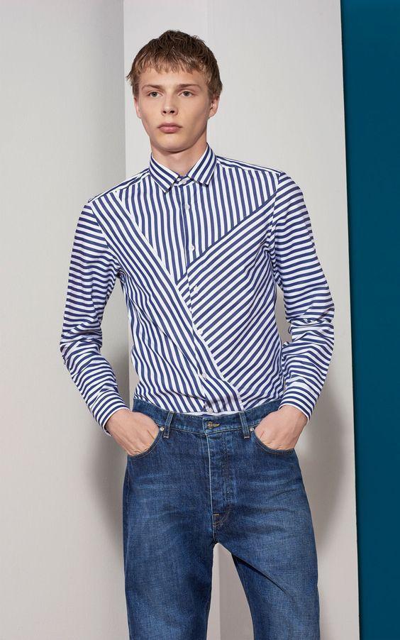 d02047139032b9e Необычные мужские рубашки в деталях / Мужская мода / ВТОРАЯ УЛИЦА ...
