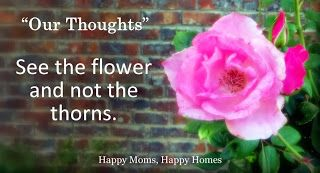 Poem: With Our God ~ Happy Moms, Happy Homes Text and image by Tina Morley
