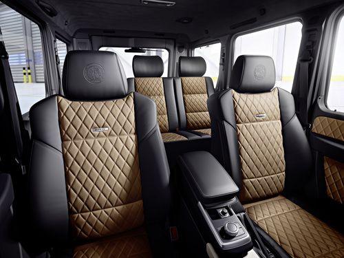 mercedes benz g class interior 1