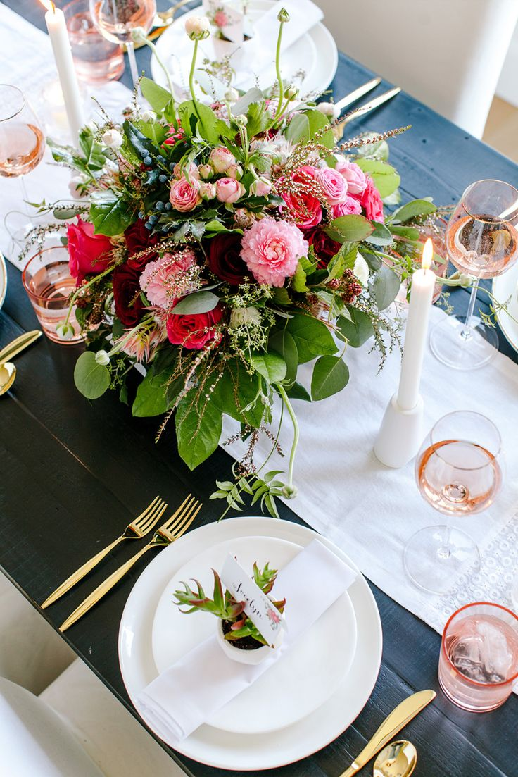 Tips and tricks on how to have a dinner party that not only looks fabulous, but…