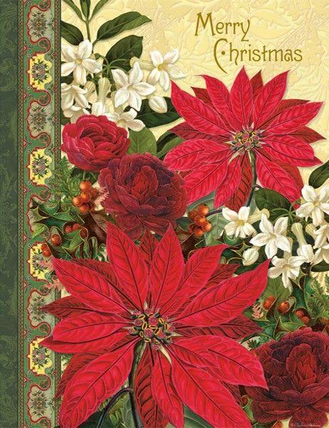 Botanical Gardens Assorted Christmas Cards 1008095