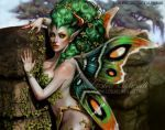 Taurus - 2016 Fae Zodiac Calendar by Enchantress-LeLe