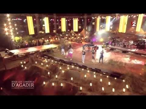 ▶ Collectif Métissé : Medley - 9ème Concert pour la tolérance - YouTube