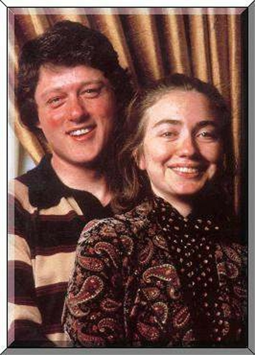 Hillary Graduated From Yale In 1973 Bill Clinton First