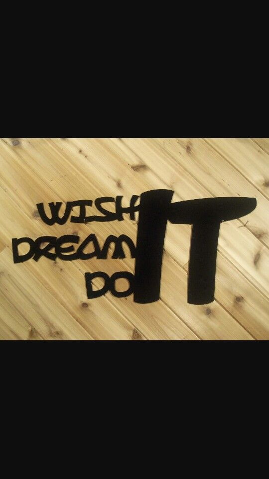 Wist dream do it