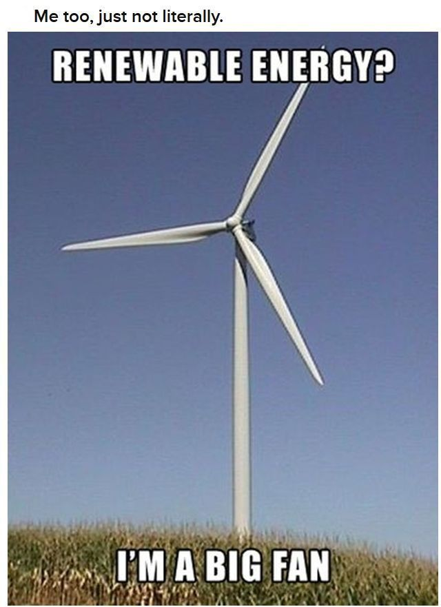 We are big fans of renewable energy at the EcoTarium, too