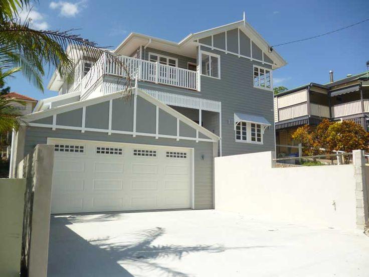 A gorgeous house we had the pleasure to paint. Kraudelt Painting - Brisbane Painters